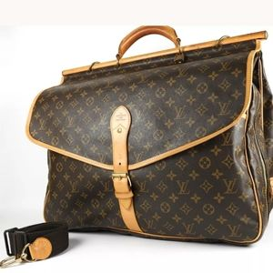 * LV Sac Chasse Sac Kleber Monogram Travel Bag